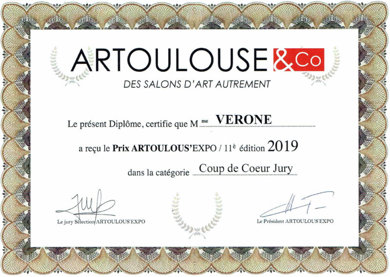 Salon ARTOULOUS'EXPO